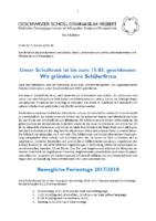Schulbrief 40
