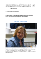 Schulbrief Nr.  21