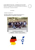 Schulbrief Nr. 32
