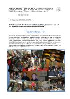 Schulbrief Nr. 4