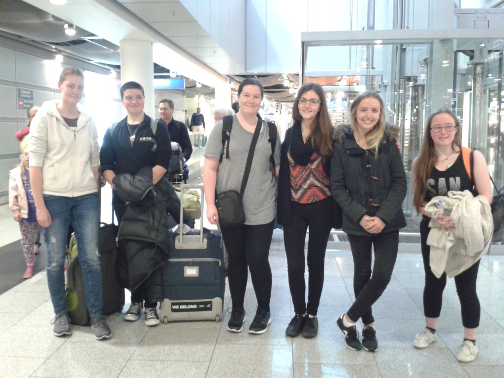Ankunft Neuseeländer