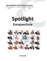 Spotlight Europaschule Stand 15.06.2019