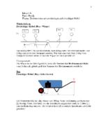 Klasse 8c Physik HP 1