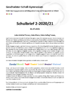 Schulbrief Juni 2021-Stand 30. Juni
